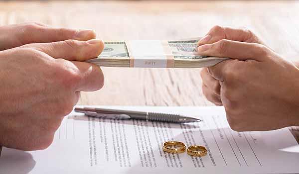 Divorce Transfers & Settlements