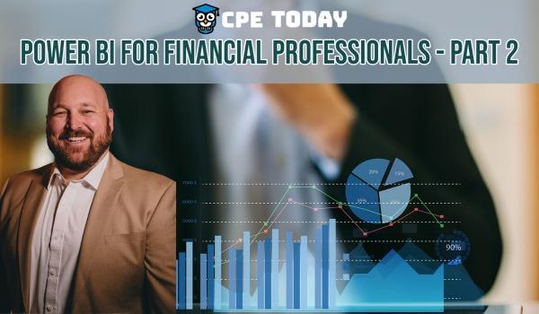 Power BI For Financial Professionals - Part 2