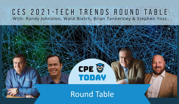 CES 2021 - Tech Trends Round-Table with K2 Enterprises